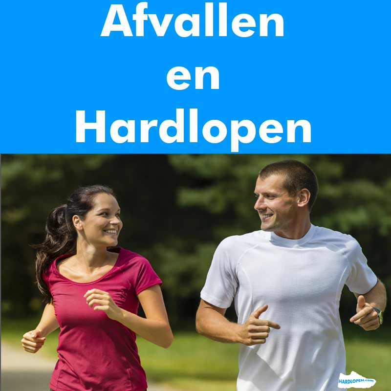 afvallen trainingsschema hardlopen
