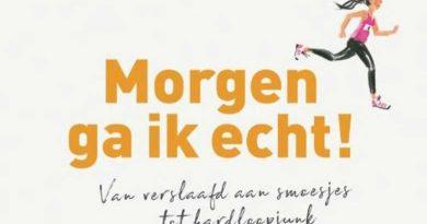 Morgen ga ik echt hardlopen – Hardloopboek voor vrouwen