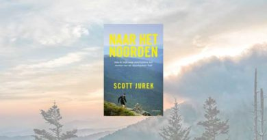 Naar het Noorden door Scott Jurek