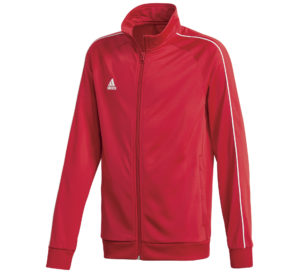 Adidas Core 18 Polyester Jacket Junior