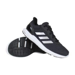Adidas Cosmic 2 hardloopschoenen dames zwart/zilver