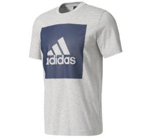 Adidas Ess Box Logo Tee