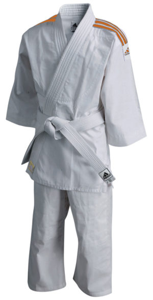 Adidas Judopak Evolution II Junior