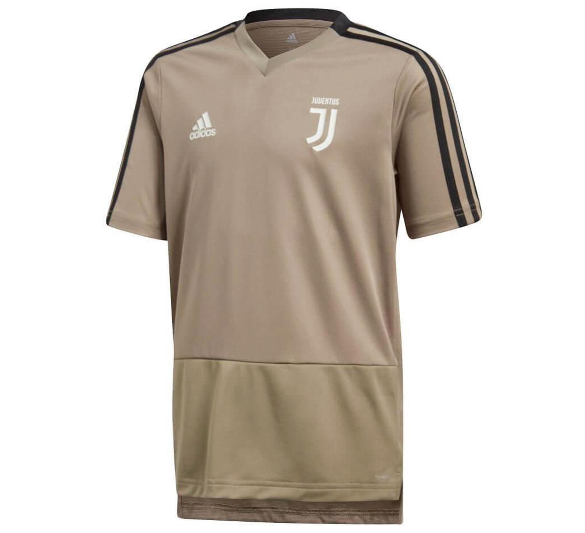 Adidas Juventus Training Jersey Jr
