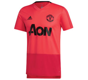 Adidas Manchester United TRG Jersey