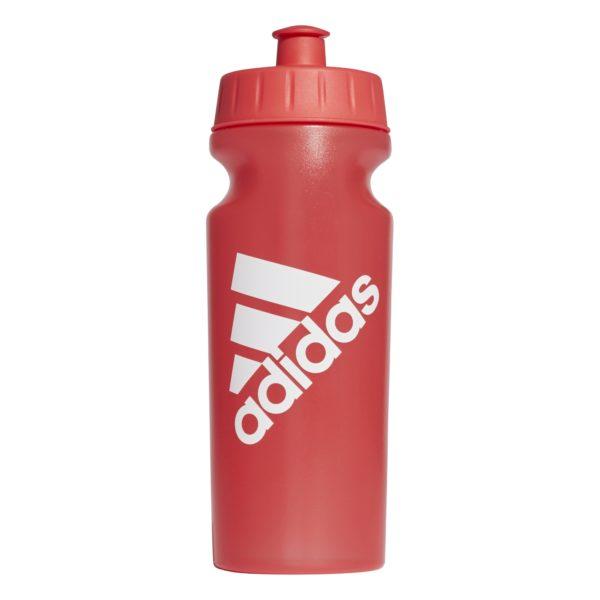 Adidas Performance bidon 500 ml koraal/wit