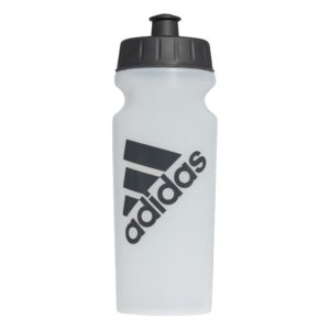 Adidas Performance bidon 500ml transparant/zwart