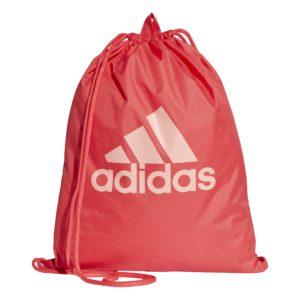 Adidas Performance logo gymtasje rood/roze