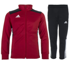 Adidas Regista 18 Poly Tracksuit Junior