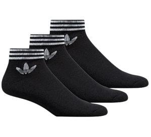 Adidas Trefoil Ankle Socks (3-pack)