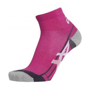 Asics 2000Series hardloopsokken unisex laag roze