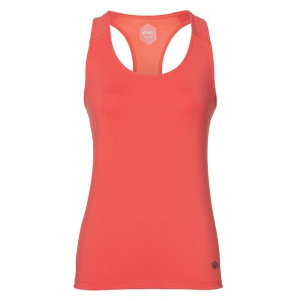 Asics Fitting Tank top dames koraal