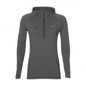 Asics Hoodie hardloopsweater grijs dames