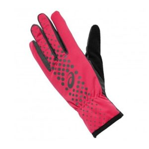 Asics Winter Performance handschoenen dames roze