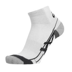 Asics hardloopsokken Quarter 2000 wit/zwart unisex