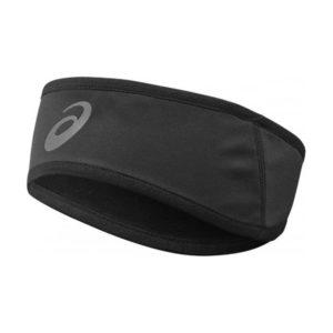 Asics winter hoofdband zwart