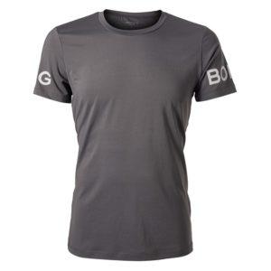 Björn Borg Performance shirt heren donker grijs