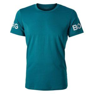 Björn Borg Performance shirt heren petrol