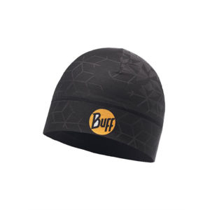 Buff 1 Layer Hat Helix Black Unisex