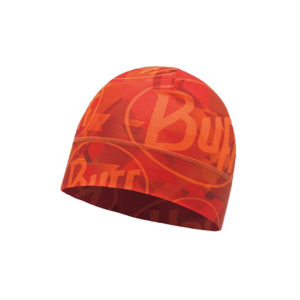 Buff 1 Layer Hat Tip Logo Orange Fluor Unisex