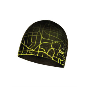 Buff Reversible Hat R-Extent Black Unisex
