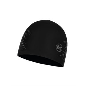 Buff Reversible Hat R-Solid Black Unisex