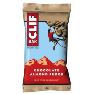 Clif Energy Bar Chocolate Almond Fudge