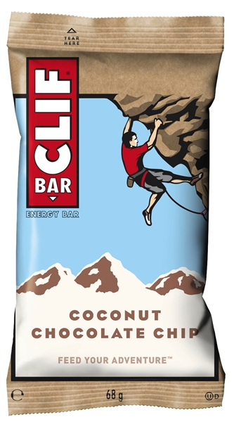Clif Energy Bar Coconut Chocolate Chip