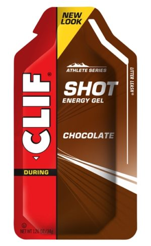 Clif Energy Shot Gel Chocolate