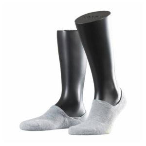Falke Cool Kick Invisible sokken grijs