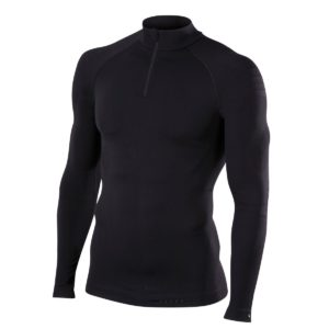 Falke Warm Zipshirt Heren