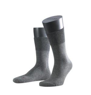 Falke sokken Run Ergo grijs unisex