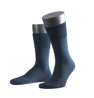 Falke sokken Run Ergo marine unisex