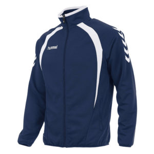 Hummel Team trainingsjack heren marine/wit