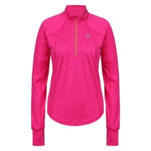 Li-Ning Ellen hardloopsweater dames roze