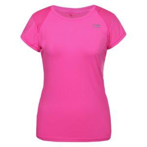 Li-Ning Gunilla hardloopshirt dames roze