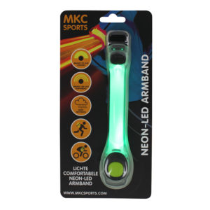 MKC safety Neon-Led verlichting lime