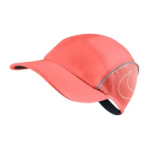 Nike Aerobill AW84 cap unisex koraal/wit