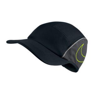 Nike Aerobill AW84 cap unisex zwart/lime