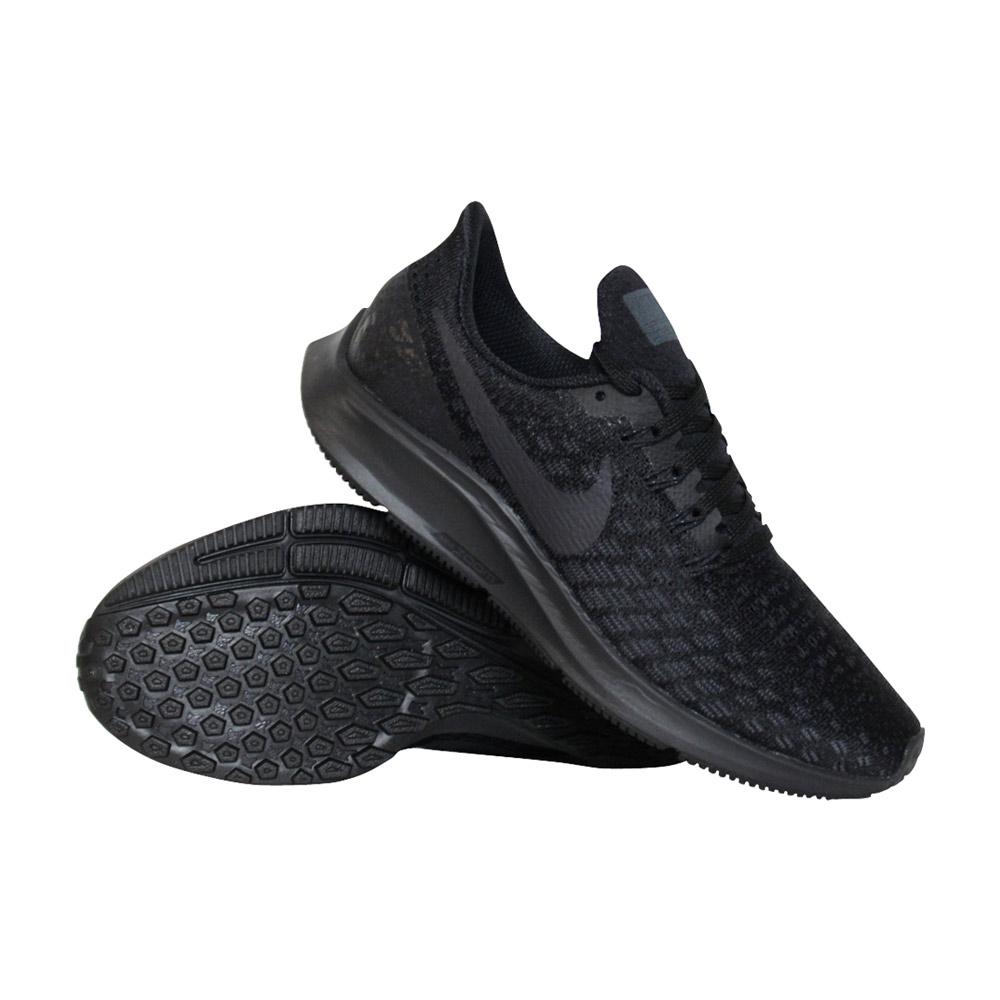Nike Air Zoom Pegasus 35 hardloopschoenen heren zwart