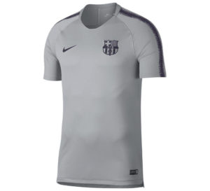 Nike Breathe FCB Squad Top SS