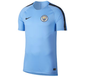 Nike Breathe MCFC Squad Top SS