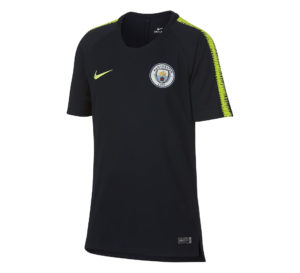 Nike Breathe MCFC Squad Top SS Junior