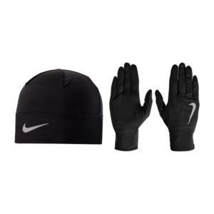 Nike Dri-Fit Combi hardloopset dames zwart