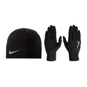 Nike Dri-Fit Combi hardloopset heren zwart
