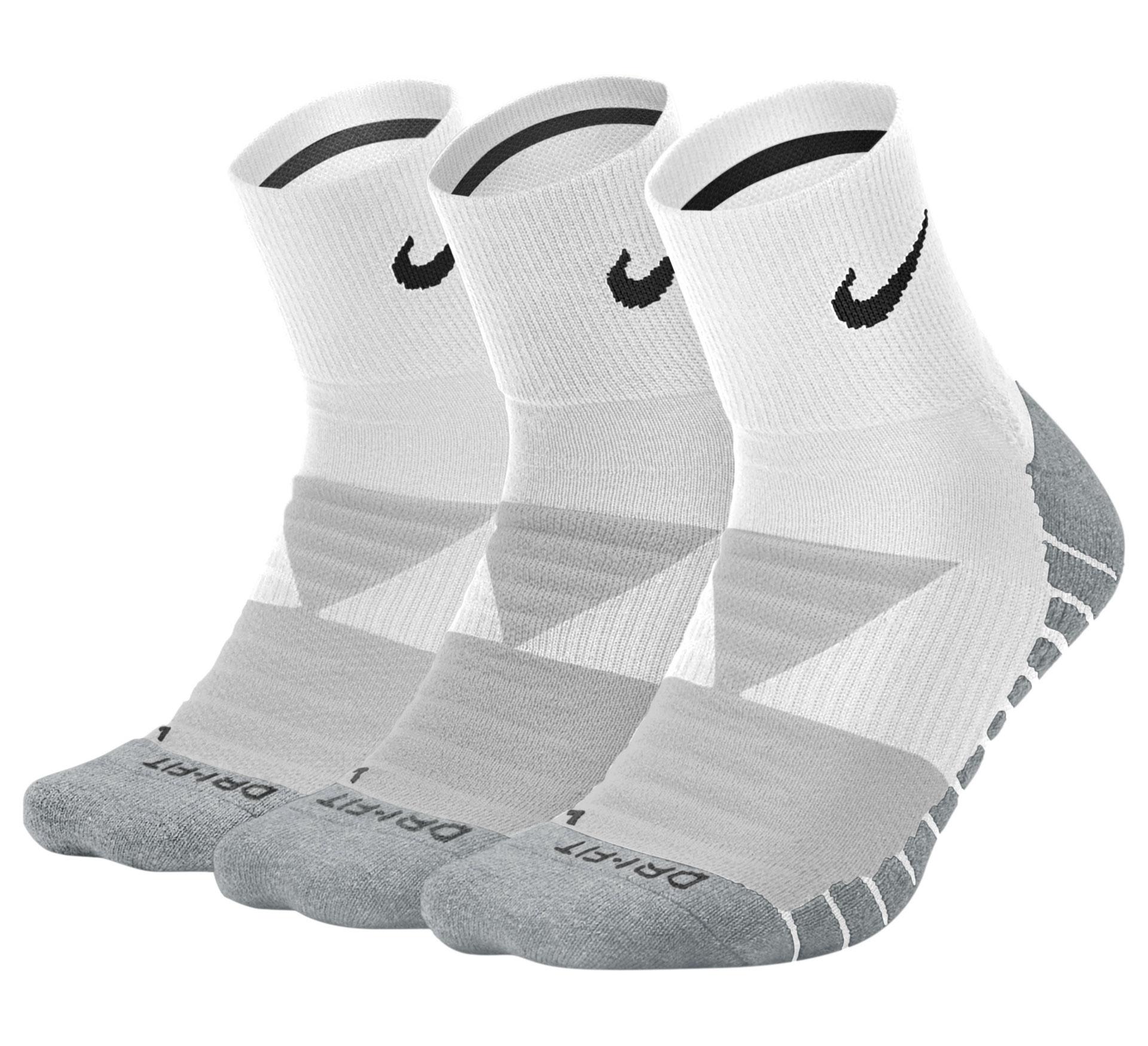 c5cf4b77ca0 Nike Dry Cushioned Quarter Training Socks (3-pack) – Hardlopen.com