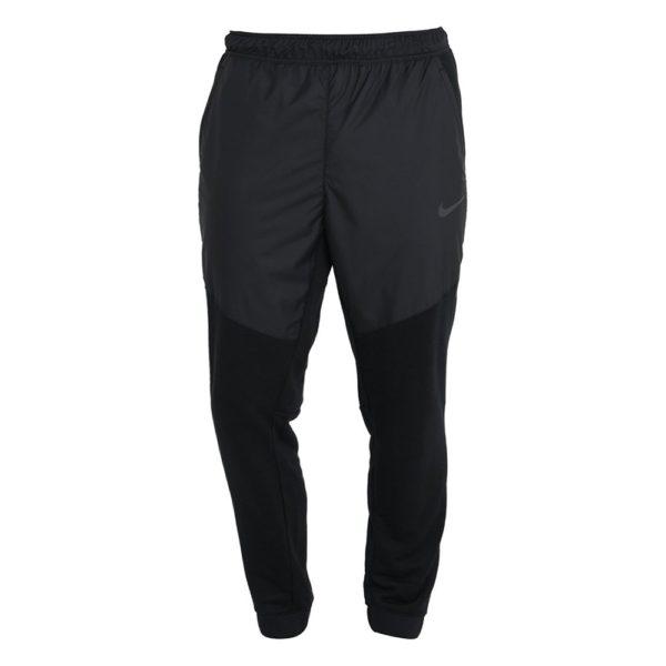 Nike Dry Fleece trainingsbroek heren zwart