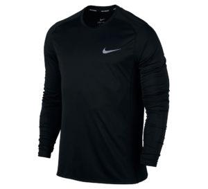 Nike Dry Miler Running LS Top