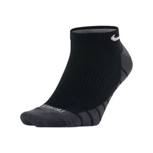 Nike Dry lightweight no show sokken zwart