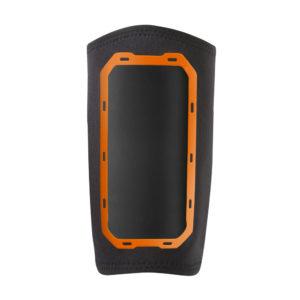 Nike Evolution Bicep Sleeve phone houder zwart/oranje